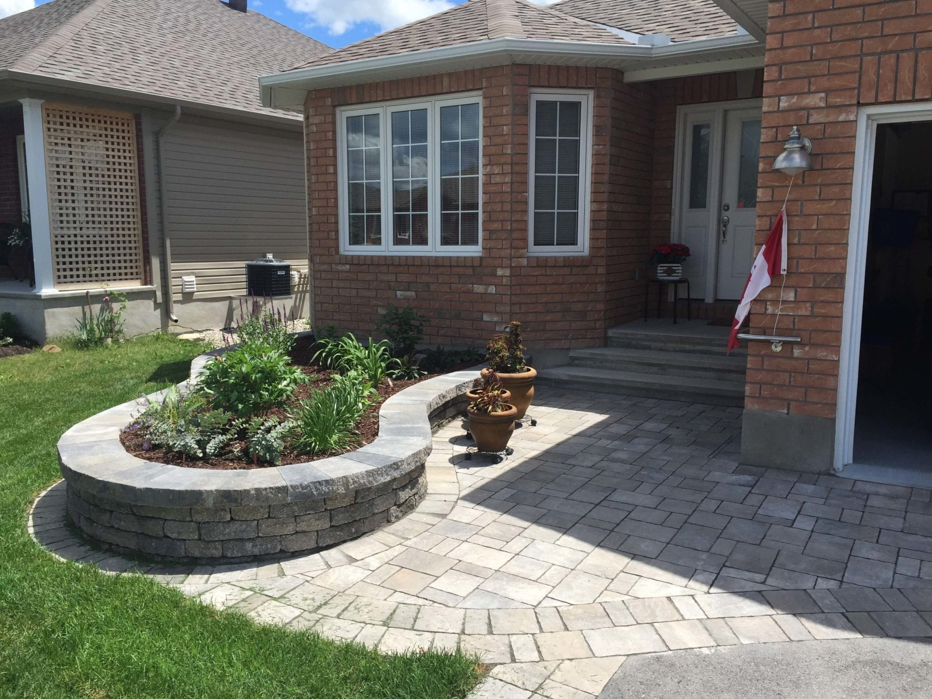 Parkway Landscaping